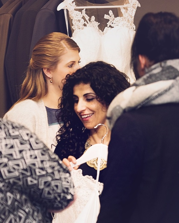 Brautkleider Enschede | Sam\'s Brautkleider im Herzen Enschedes
