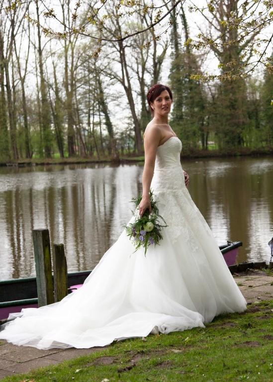 bruidsjurk van Marina