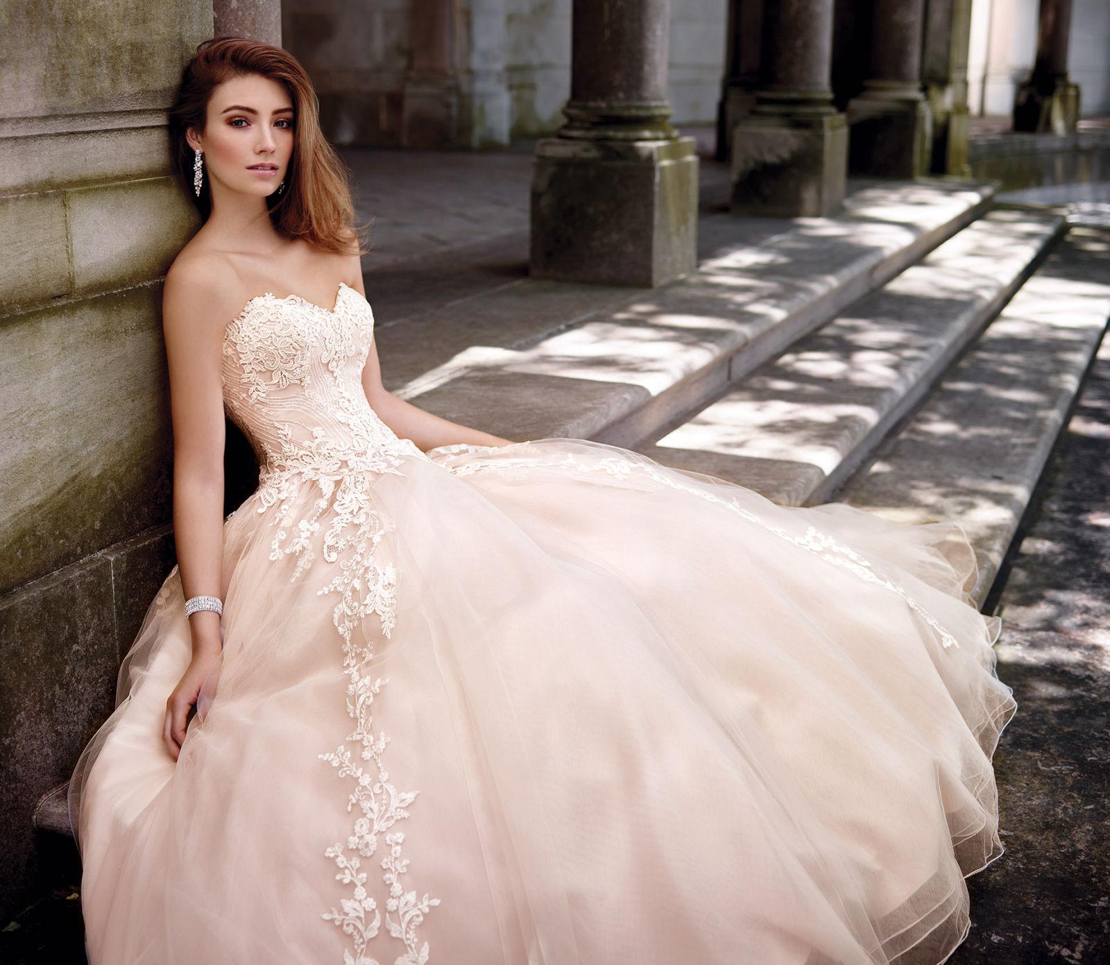 wann Brautkleid kaufen?